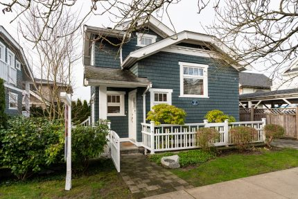 House/Single Family real estate for sale | 2355 Larch Street - Kitsilano, Vancouver West