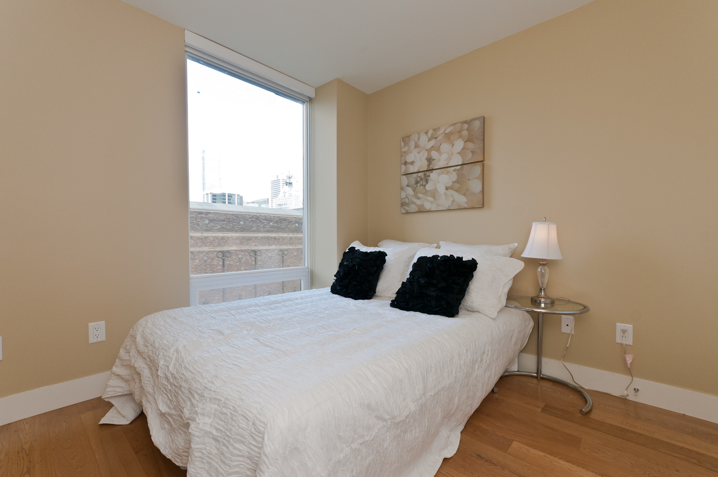 Bedroom - Downtown - 706-565 Smithe Street, Vancouver, BC, Canada