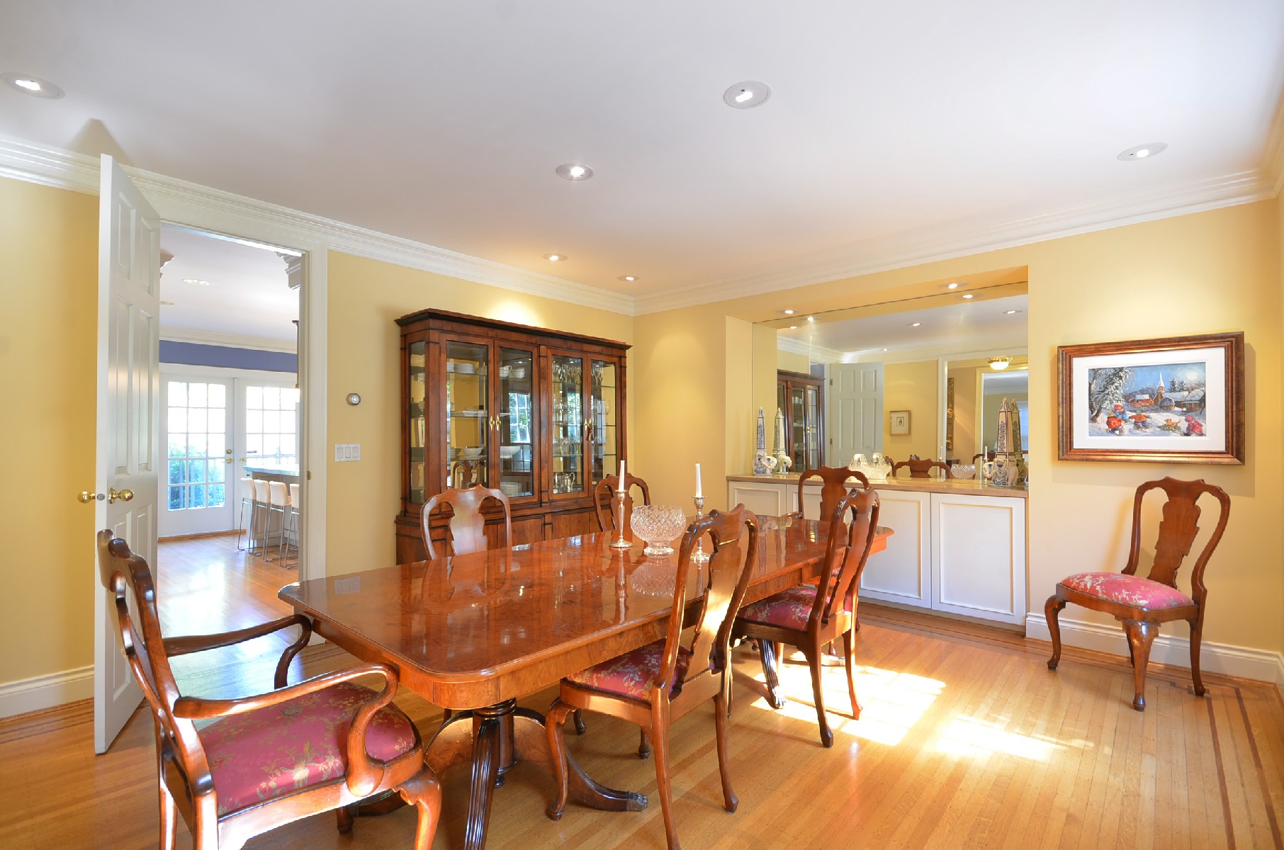 Dining room - Shaughnessy - 1777 West 38th Avenue, Vancouver, BC, Canada