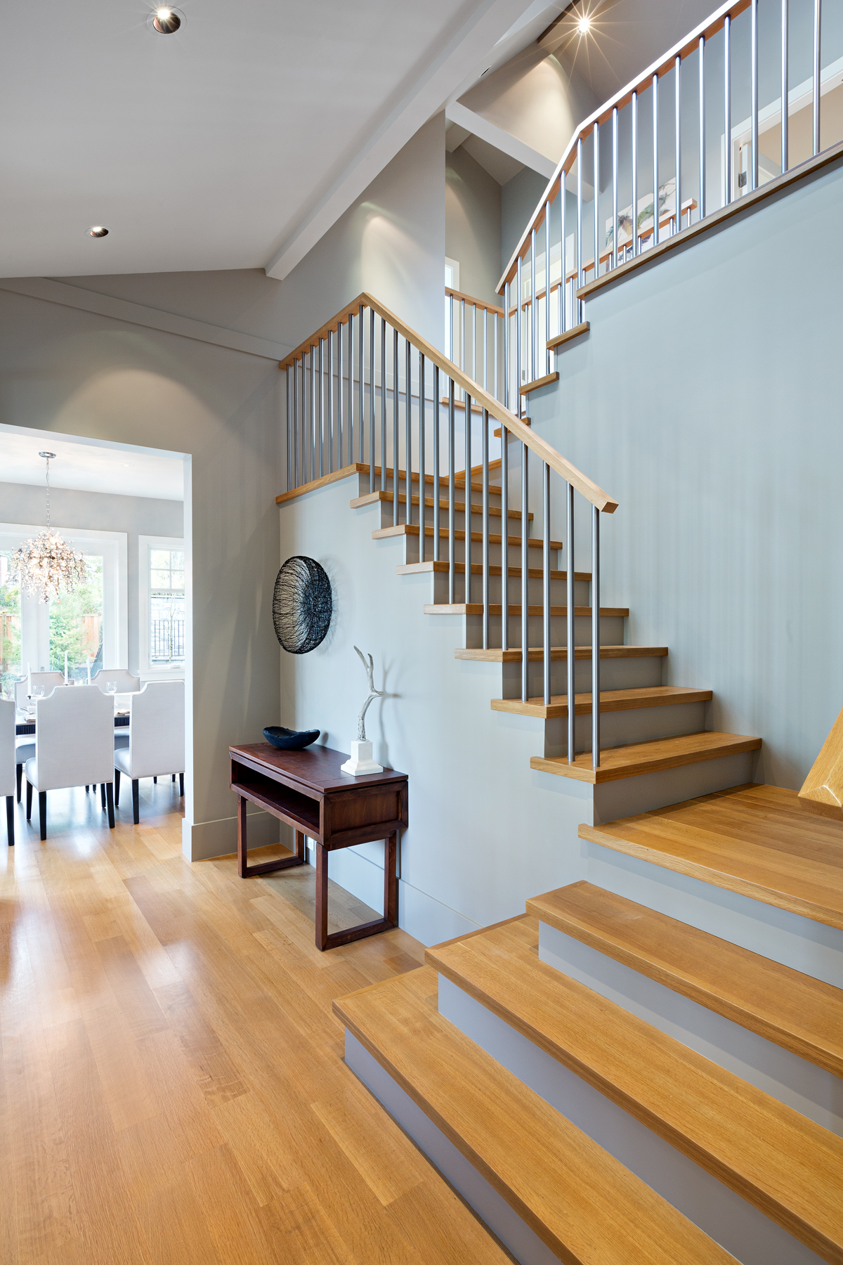 Staircase - Shaughnessy - 1338 West 15th Avenue, Vancouver, BC, Canada