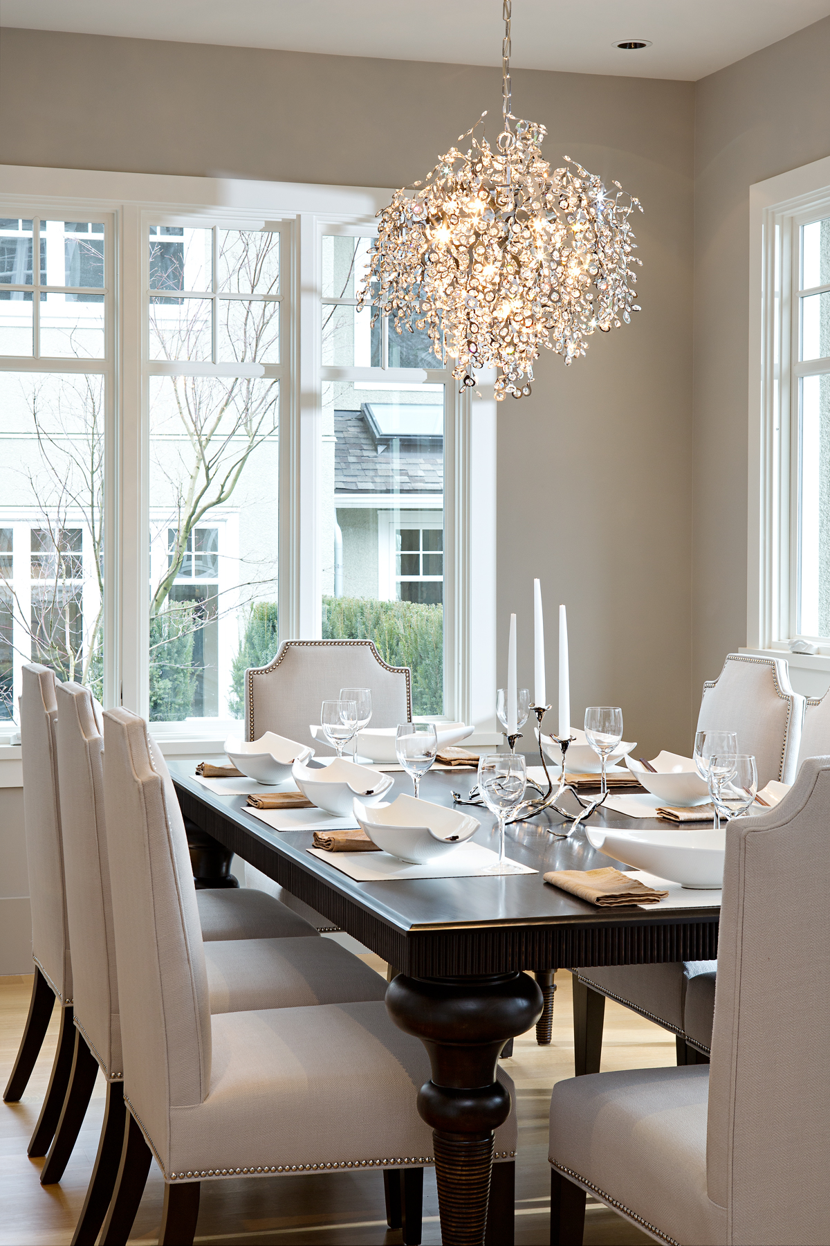 Dining room  - Shaughnessy - 1338 West 15th Avenue, Vancouver, BC, Canada