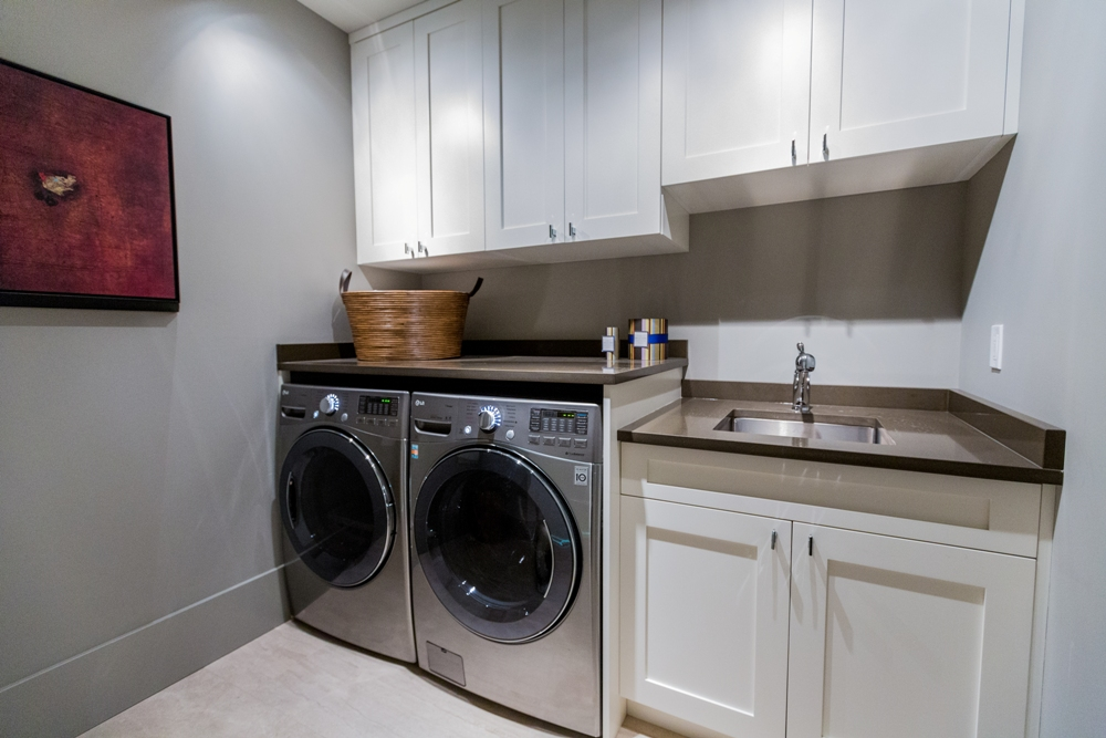 Laundry room - Shaughnessy - 1338 West 15th Avenue, Vancouver, BC, Canada