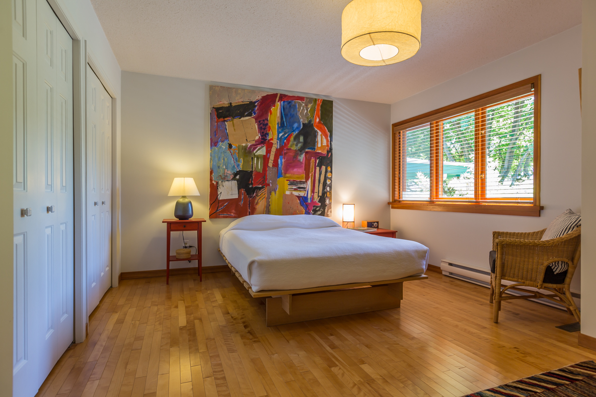 Master bedroom - Kitsilano - 3345 West 14th Avenue, Vancouver, BC