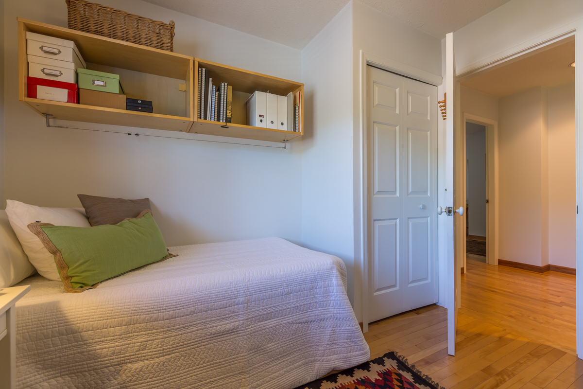 Third bedroom - Kitsilano - 3345 West 14th Avenue, Vancouver, BC