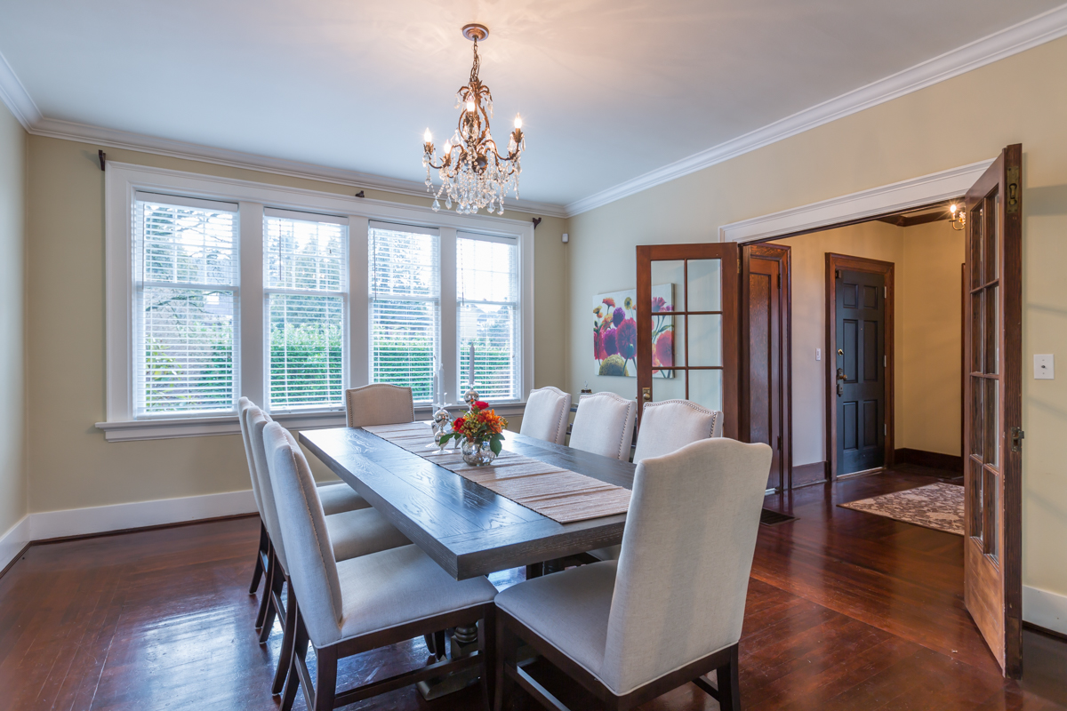 Dining Room - Shaughnessy - 1475 WEST 33RD AVENUE VANCOUVER