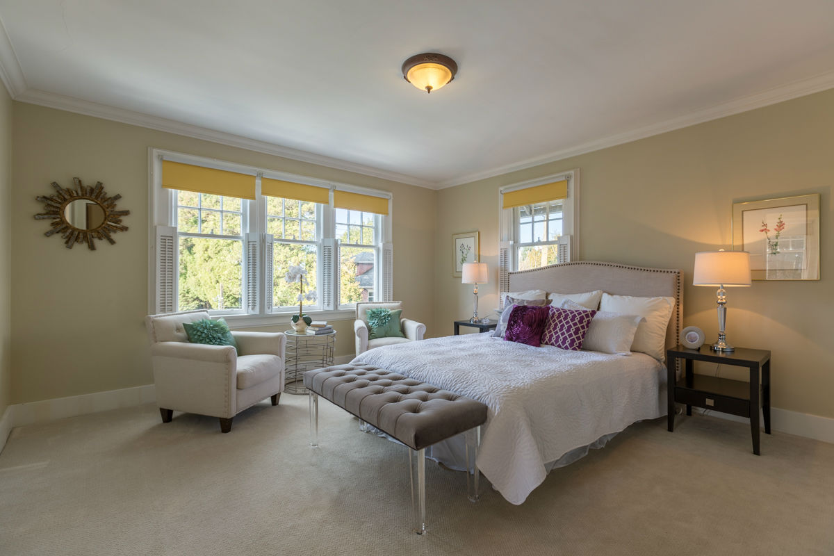Master bedroom - Shaughnessy - 1475 WEST 33RD AVENUE VANCOUVER
