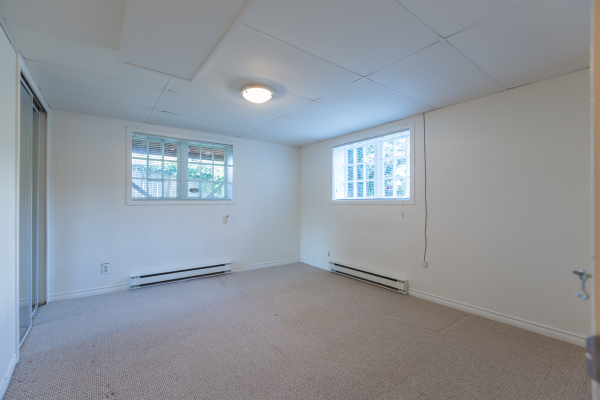 Basement bedroom - Shaughnessy - 1475 WEST 33RD AVENUE VANCOUVER