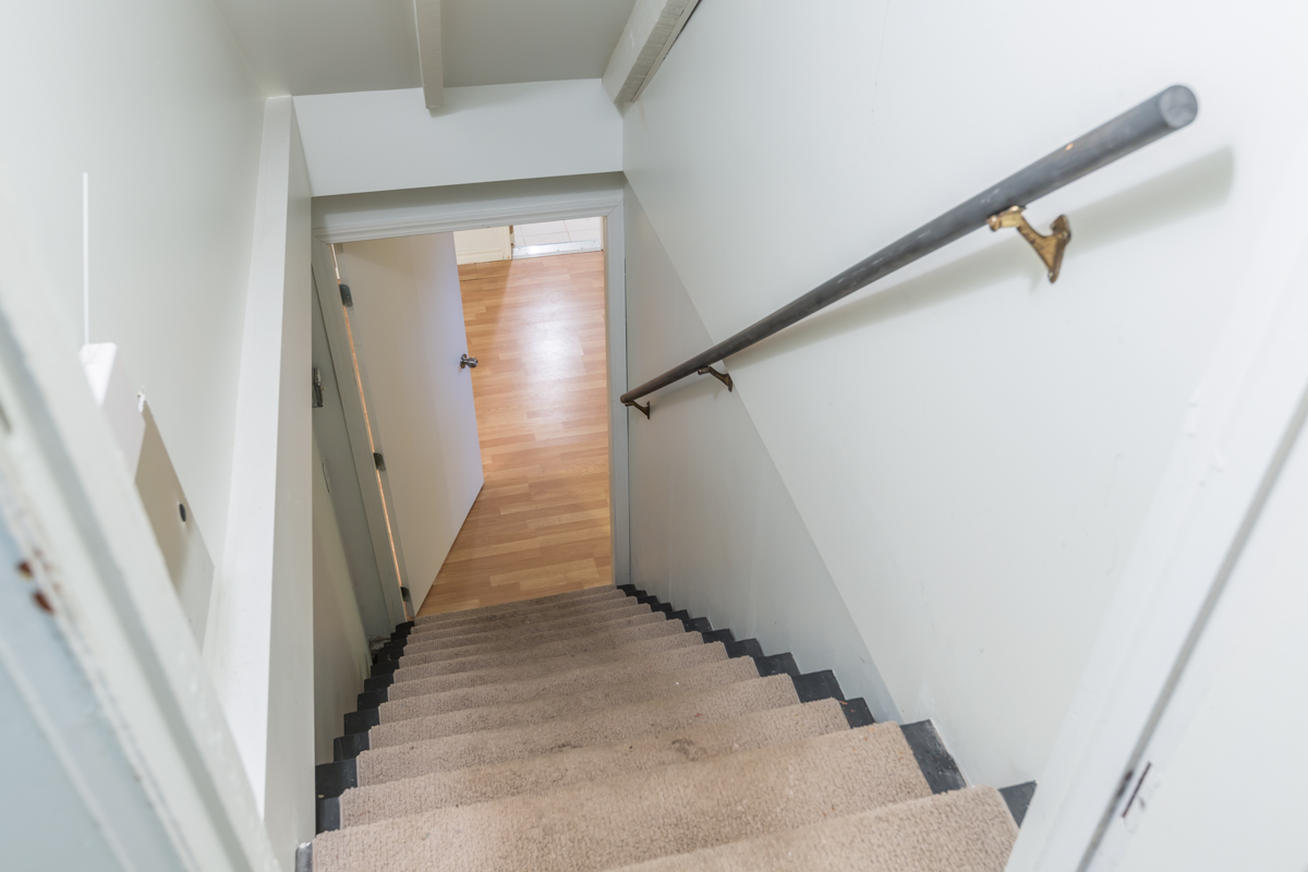 Stairs to basement - Shaughnessy - 1475 WEST 33RD AVENUE VANCOUVER