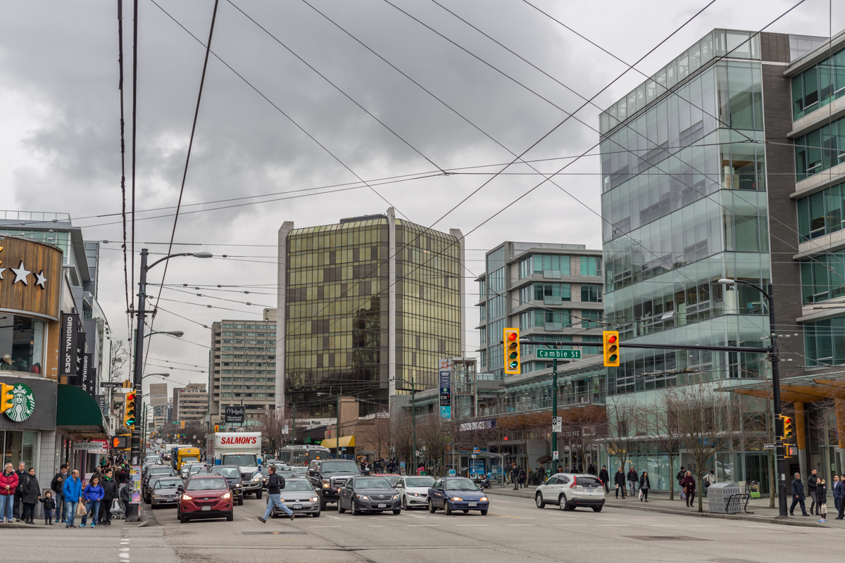 Cambie Street & Broadway - Mount Pleasant - 345 West 10th Avenue, Vancouver BC Canada
