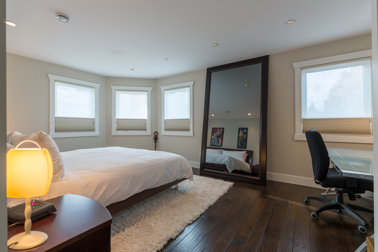 Master Bedroom - Fairview - 1244 west 7th avenue Vancouver