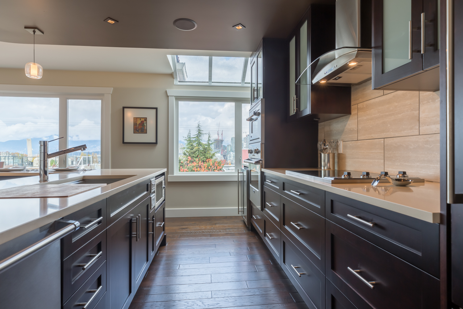 Kitchen - Fairview - 1244 west 7th avenue Vancouver