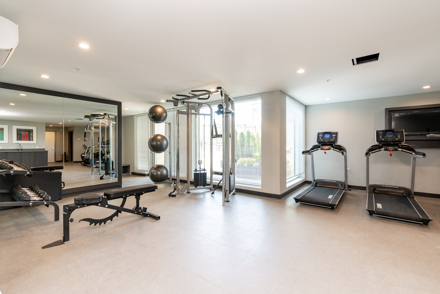 Amenity: Fitness Centre