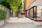 Patio off Recreation Room - Shaughnessy - 1098 Wolfe Avenue, Vancouver, BC