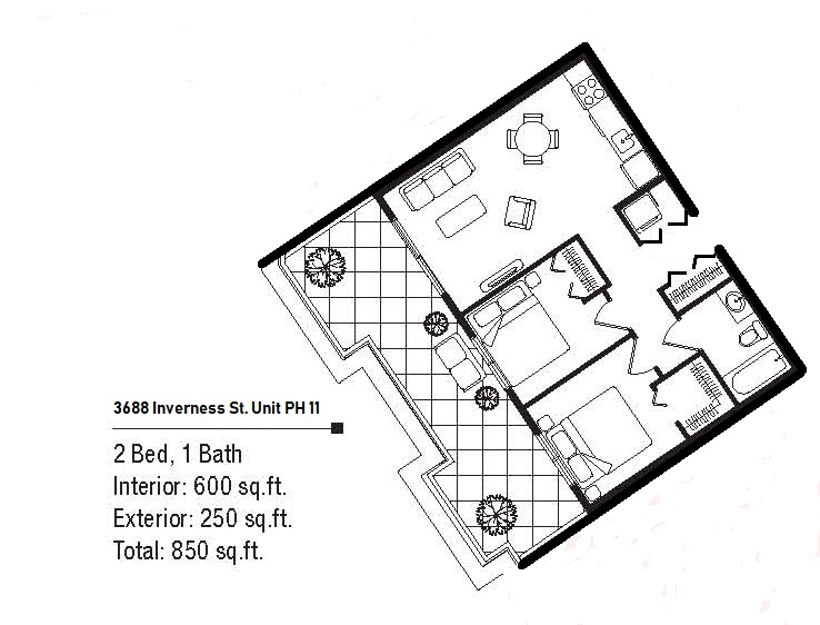 Floor plan - Knight - 3688 Inverness Street, Vancouver, BC
