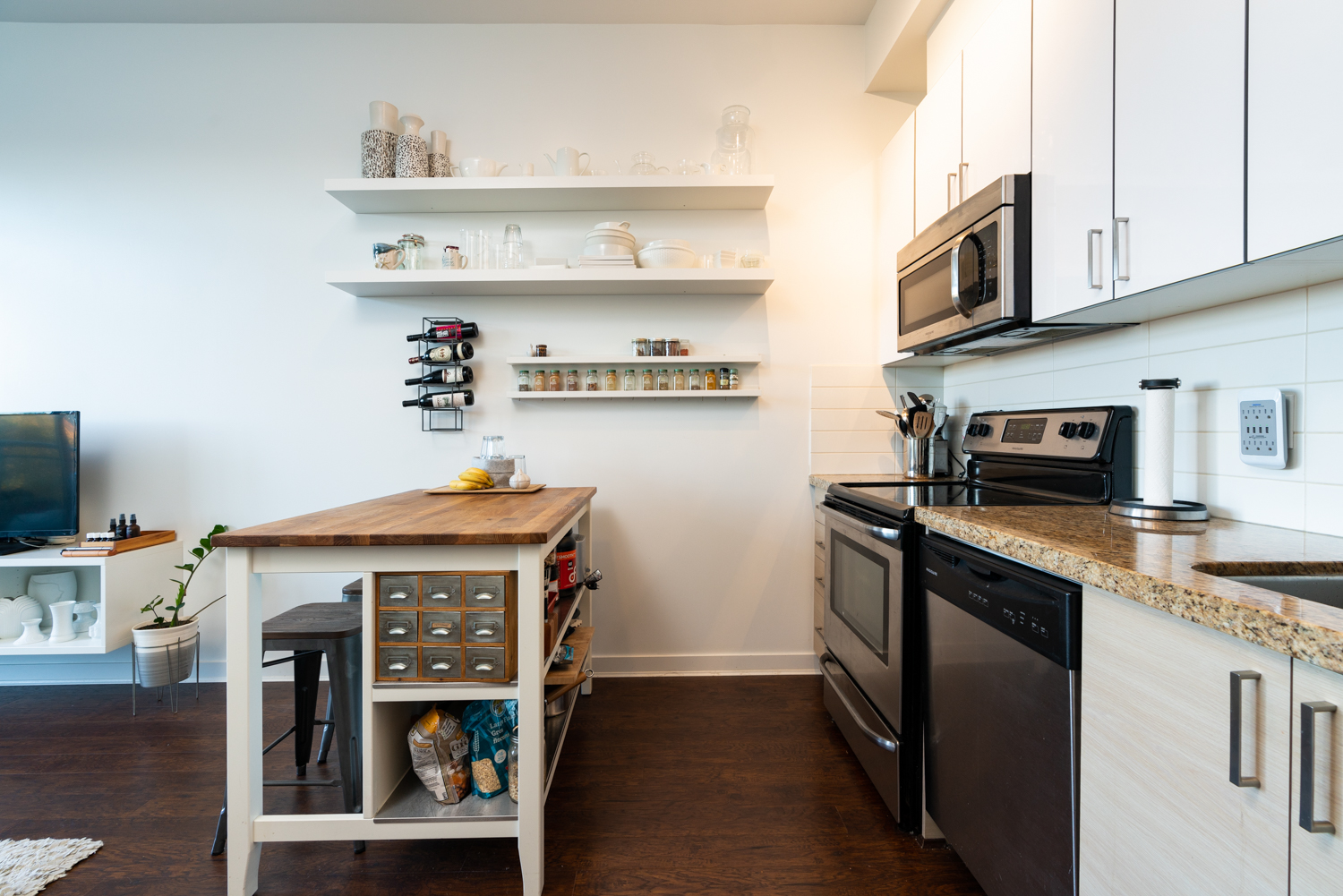 Kitchen - Knight - 3688 Inverness Street, Vancouver, BC