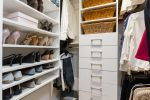 Walk-in Closet - Kitsilano - 3696 West 2nd Avenue