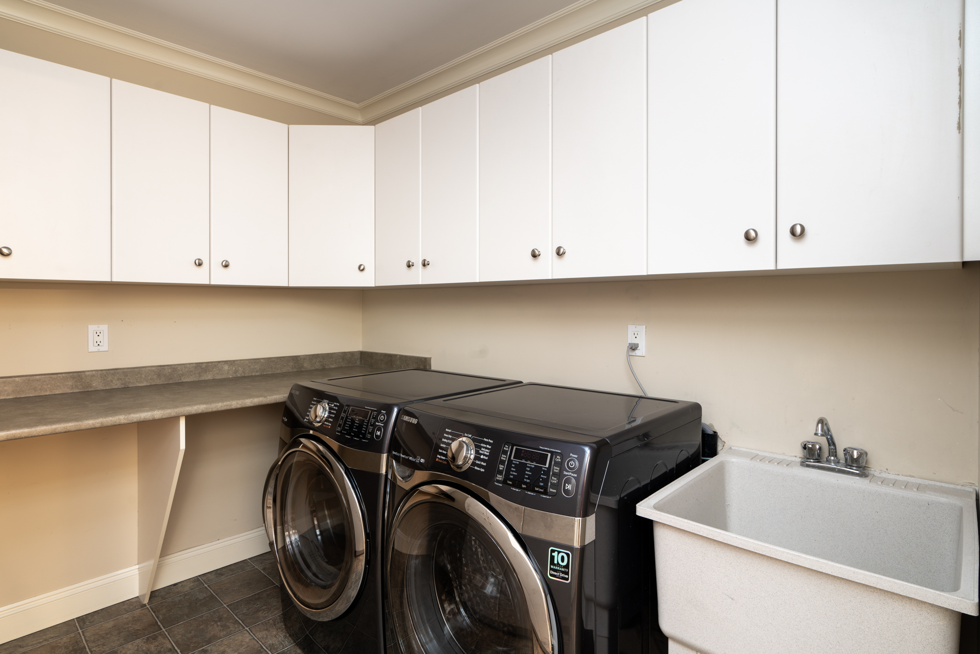 Laundry Room - Upper Lonsdale - 4245 St. Georges Avenue, North Vancouver