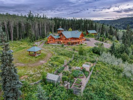 House with Acreage real estate for sale | The River House Estate - Northwest BC, Telkwa