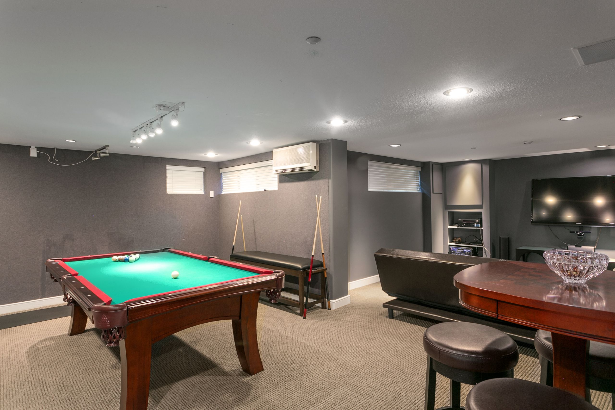 Basement Games Room
