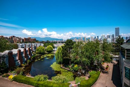 Apartment/Condo real estate for sale | 538 - 1515 West 2nd Avenue - False Creek, Vancouver West