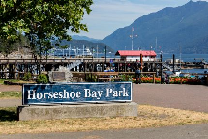 Horseshoe bay Park, West Vancouver