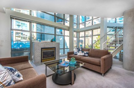 Apartment/Condo real estate for sale | 501-990 Beach Avenue - Yaletown, Vancouver West