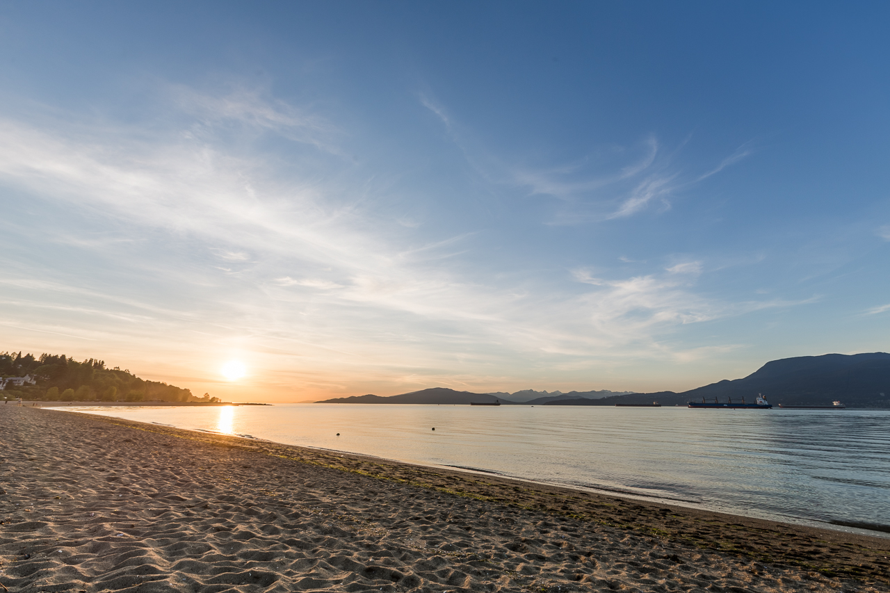 Area - Spanish Banks Beach