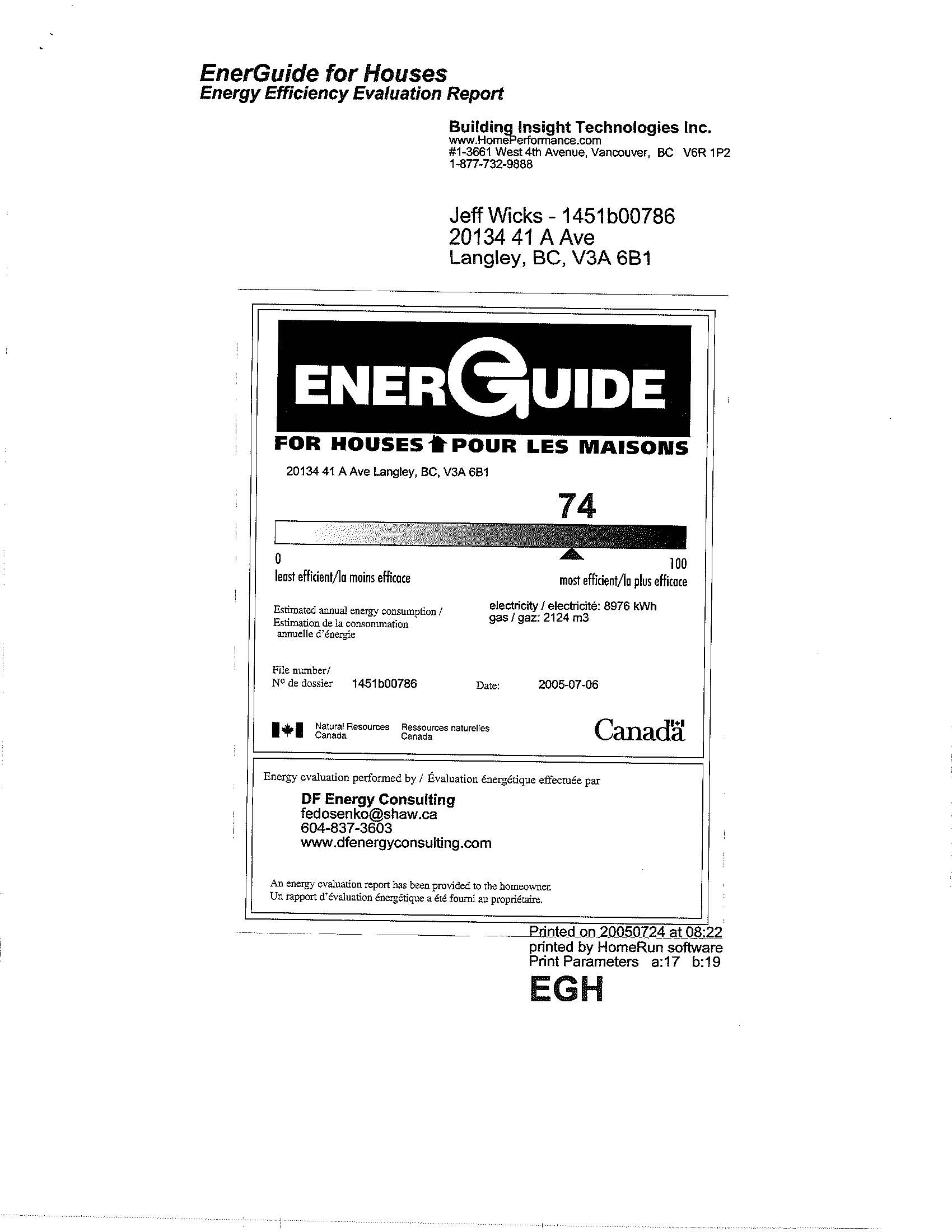 Energuide for Property