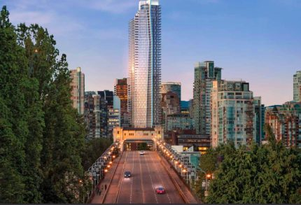 Apartment/Condo real estate for sale | 5701-1289 Hornby Street - One Burrard Place - Downtown, Vancouver West