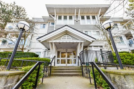 Apartment/Condo real estate for sale | 306-3038 East Kent South Avenue - South Marine, Vancouver East