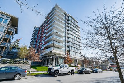 Apartment/Condo real estate for sale | 806-3281 East Kent Avenue North - South Marine, Vancouver East