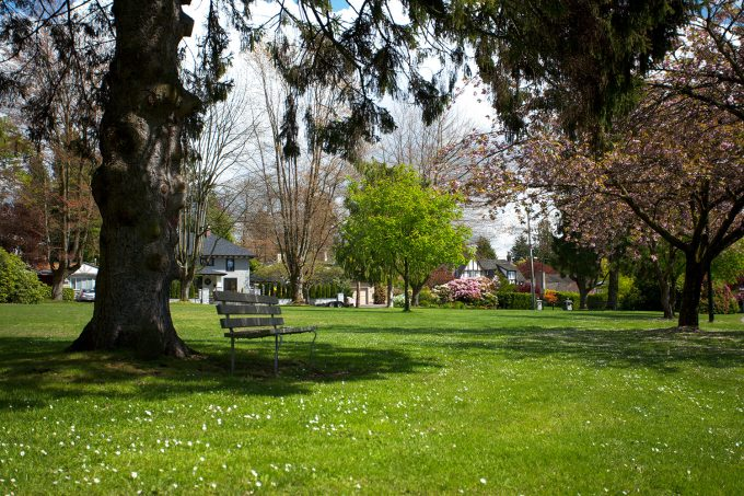 McCleery Park - S.W. Marine neighbourhood