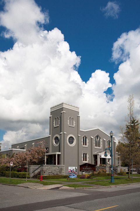 St. Faith's Anglican Church - South Granville neighbourhood