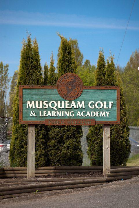 Musqueum Golf & Learning Academy - Southlands neighbourhood