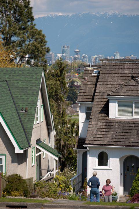 Homes with views - MacKenzie Heights neighbourhood