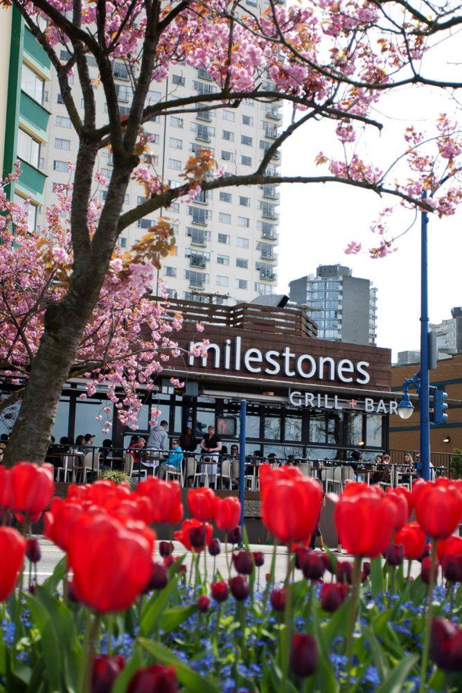 Milestones Restaurant - Vancouver West End neighbourhood