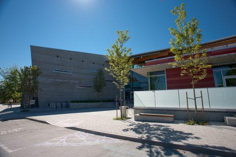 Trout Lake Community Centre - Vancouver Grandview neighbourhood