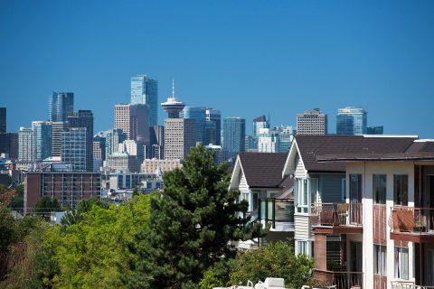 City view - Vancouver Hastings neighbourhood
