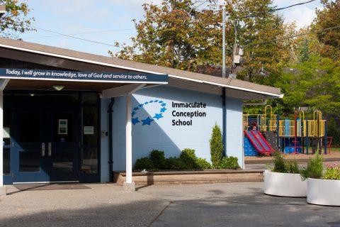 Immaculate Conception School - Dunbar neighbourhood