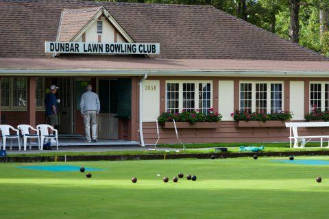 Dunbar Lawn Bowling Club - Dunbar neighbourhood